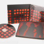 Foil Stamping (red) on digipak
