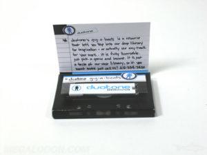Custom USB packaging foam well cassette design