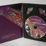 dvd and usb set packaging, custom foam tray digipak two dongles