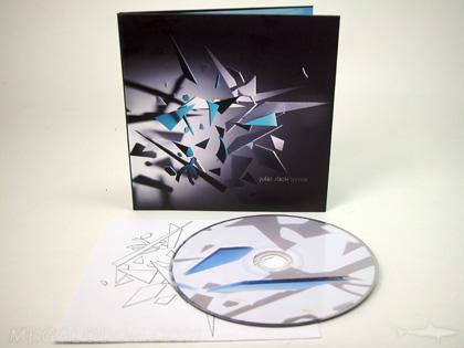 CD Cover LP Thick Stock Album