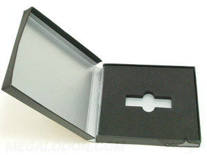 USB Packaging Case with foam well