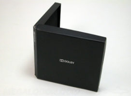 Deluxe Box usb packaging rigid chipboard box
