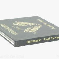 CD Book spine