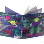 Soft cover cd book jacket