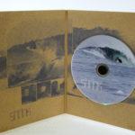 DVD Fiberboard Jacket 1C Print foam hub