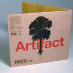 Fiberboard CD digipak