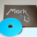 DVD Wide Digipak silver and blue foil stamping