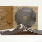 Paper tray Digipak, cd, uncoated stock booklet