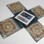 Digipak Set, cross or plus shape with 4 discs