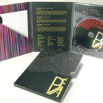 DVD Digipak 6pp tall with diagonal literature pocket