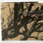 Fiberboard digipak 1C black ink printing 8pp digipak