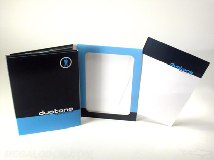 DVD digipak with custom die cut window