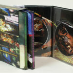 Digipak Set slipcase individual volumes