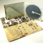 Uncoated stock matte digipak