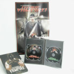 DVD Digipak, 2dvd set with slipcase and poster