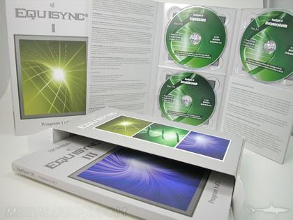 Multidisc slipcase set, 3 volumes in set