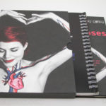 Custom Digipaks Slipcase Set with Spiral Notebook