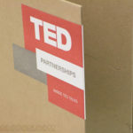 TED Disc folder organic fiberboard stock packaging