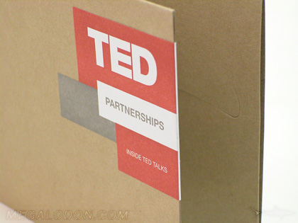 TED Disc folder organic fiberboard stock packaging
