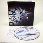 Hardbound CD LP