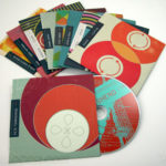 multidisc set cds in jackets