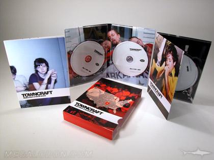 CD DVD Box sets with Tall Digipaks