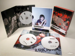 Multidisc cd dvd box sets