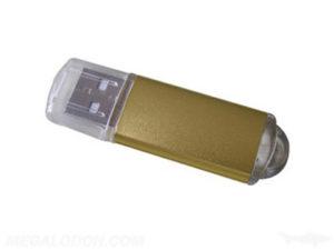 USB 204 Metal Case