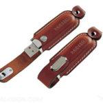 USB 401 Leather Case