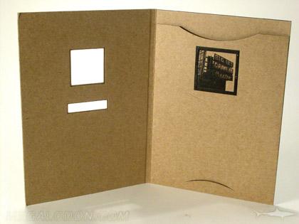 Bigsky4 4pp tall jacket fiberboard diecut esi manufacturing inc die cut windows on fiberboard folder and die cut pockets for business card and insert colourmoves