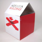 custom die packaging welcome kit made for church 14pp box