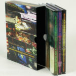 CD DVD Box set with slipcase and digipak volumes