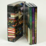 CD DVD Box set holding multi volume digipaks