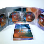 multidisc box set slipcase and 4disc dvd digipak