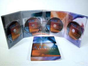 multidisc box set slipcase and 4disc dvd digipak