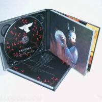 hardbound cd dvd book photos