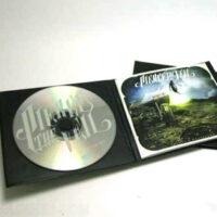 Hardbound cd Book