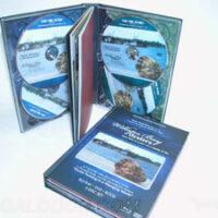 hardcover cd dvd book photos 4dvd set