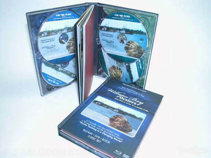 DVD Book Set 4 disc