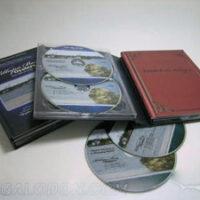 hardcover cd dvd book photos multidisc book
