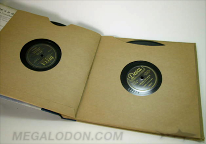 Vinyl LP Packaging, Multi Record Set