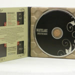Eco Digipak with recycled paper tray