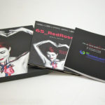 Custom DVD Slipcase Set with Paper Tray Digipak