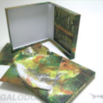 CD box set disc art cards jacket poster photos