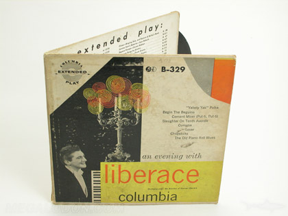 LP Packaging Vintage
