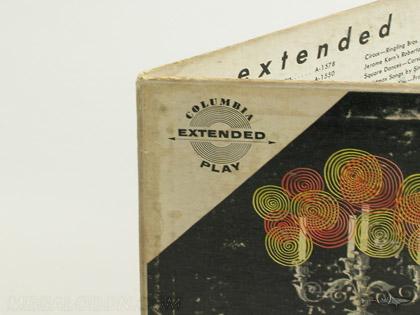 Vintage LP Packaging CD Size