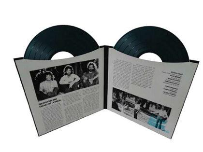 Double Vinyl LP Set 12 Inch 4pp record collection