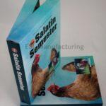 "Deluxe Box Set 9x11"" educational"