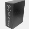 Leather wrapped box set