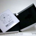 USB Box packaging with foam well